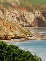 Sellicks cliffs - Julie