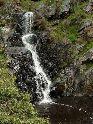 Ingalalla waterfall