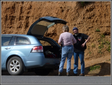 Mark & Jenny leaving - James