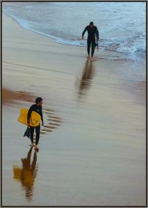 James Allen - Parsons Beach