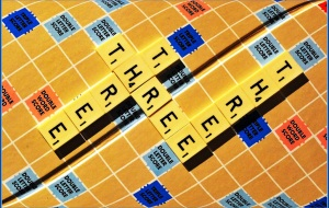 Triple Word Score - Adrian Hill