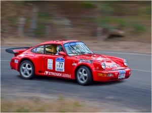 Porsche - John Vidgeon
