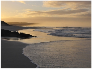 Gentle sunrise - Reg Connolly