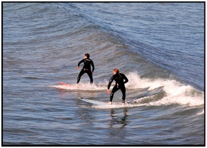 Surfing is fun - Ursula Prucha (open EC)
