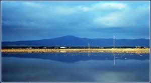 Flinders Ranges @ Dusk - Adrian Hill
