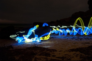 BPC light painting 1 - Matt Carr