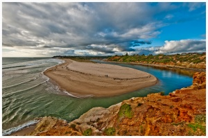 Onkaparinga Estuary - Eric Budworth