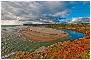 Onkaparinga Estuary - Eric Budworth