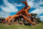 The BPC gang at the Big Lobster hamming it up!  - click to enter