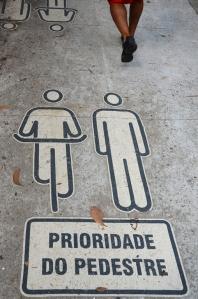 Priority to Pedestrians - James Allan - Set