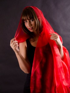 Graham Field_Astrid in Red