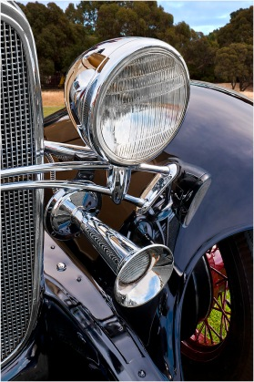 John Vidgeon_ Headlight Reflection