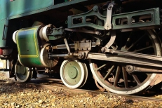 Alan Raine - Steamranger 2
