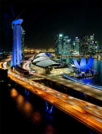 Ashley Hoff_Singapore Never Sleeps_Open