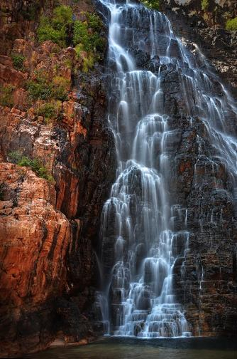 James Allan_Twin Falls_Landscape