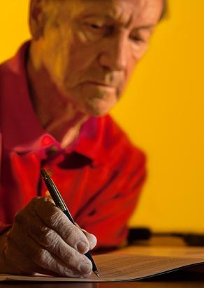 Pensive - Eric Budworth (Set - Colour prints)