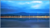 Adrian Hill - Blue Panorama - Set