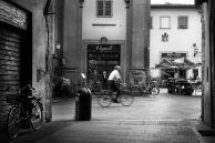 Alberto Giurelli - An Ordinary day in Florence