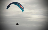 Jennifer Williams - Paragliding Sellicks - Colour (Set)