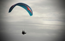 Jennifer Williams - Paragliding Sellicks - Colour (Set)