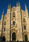 Kerry Malec - Milan Cathedral