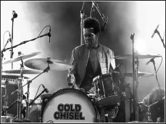 Adrian Hill - Charlie Drayton - Cold Chisel - Mono
