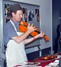 Dana Florea - The violin maker - Novice