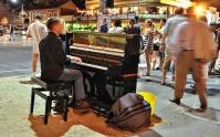 James Allan - The Pianoman - set