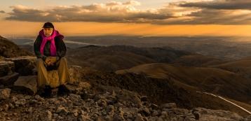 Ron Hassan - Sunset in Turkey - Open