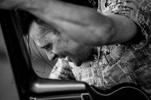 Steve Mitchell - by Chris Oaten