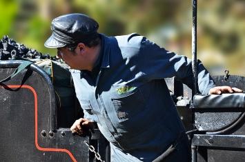 Train Driver - James Allan
