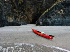 James Allan - A Sea Cave