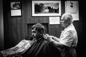 Chris Schultz - Barbershop