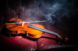 Chris Schultz - Smoking Violin