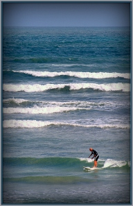 Theo Prucha - Surfer