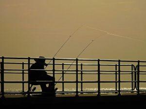 Fishing - Jenny Pedlar