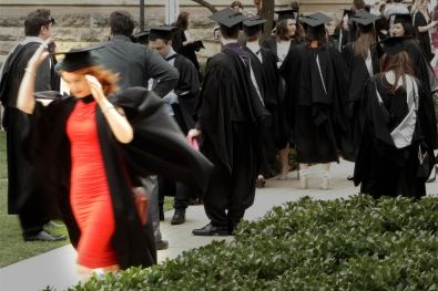 Mark Pedlar - Graduation