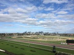Yameena Dahnji - Melbourne Skyline
