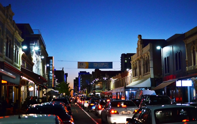 Rundle Street East