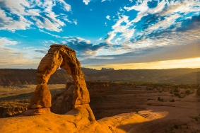 Delicate Arch at Arches National Park - Ron Hassan