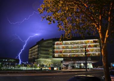 Electrical Storm - James Allan