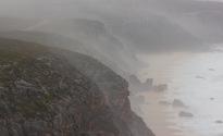 Foggy Cliffs- Heather Connolly