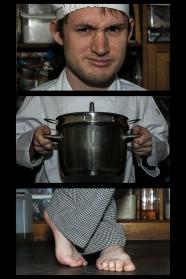 Howard Seaman - The Chef