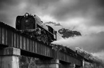 Tookayata Bridge - James Allan - Open