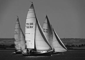 James Allan - Wooden Boats - Open