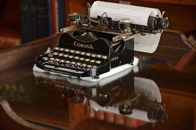 James Allan - Out of Africa - Karen Blixen's Typewriter
