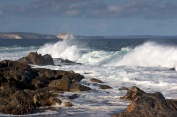 Turbulent Sea - Heather Connolly