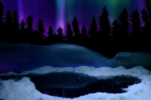 Northern Lights - Helen Whitford
