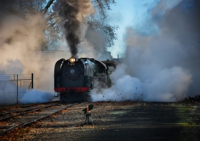 Steamscape - James Allan