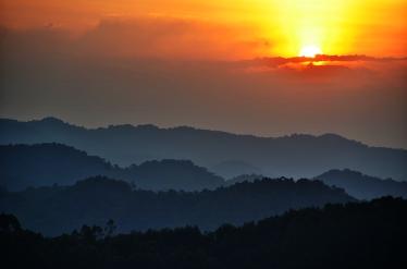 Bwindi Mountains - James Allan